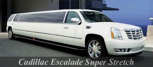 Cadillac Escalade Super Stretch