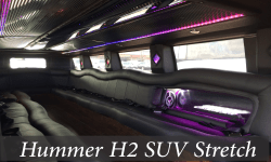 Hummer H2 SUV Stretch