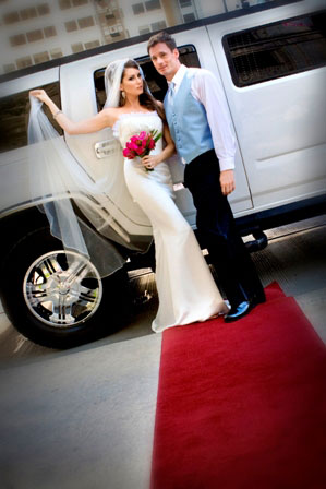 Wedding Limo Service in Toronto