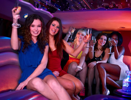Party Limo Rental Services in Toronto
