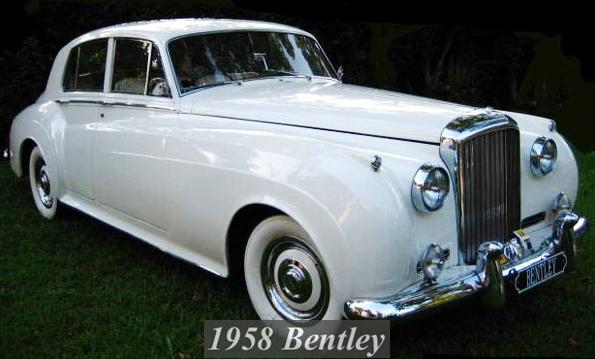 1958 Bentley