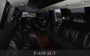 Ford F-650 SUV
