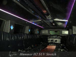Hummer H2 SUV Stretch