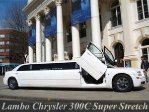 Lambo Chrysler 300C Super Stretch