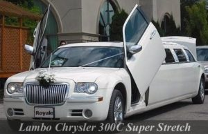Lambo Chrysler 300C Super Stretch
