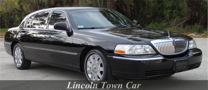 Lincoln Town Car | Exotica Limo