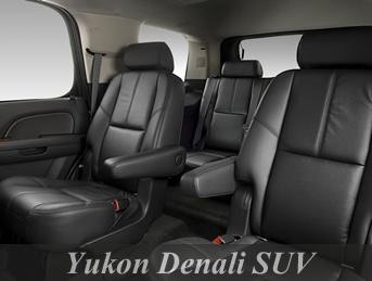 Yukon Denali SUV