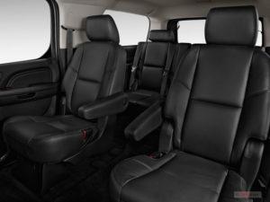 Cadillac Escalade Suv Interior